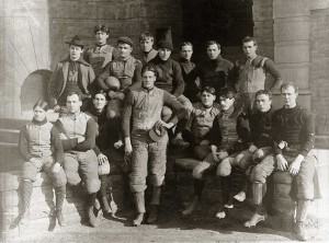1896-utgaven av Michigan Wolverines