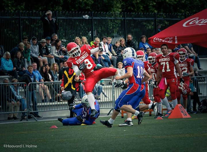 Vikings vs Trolls U17, 2013