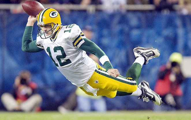 Bilde 05 - Rodgers Packers