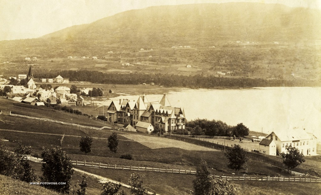 Voss_Jernbanehotellet 1893