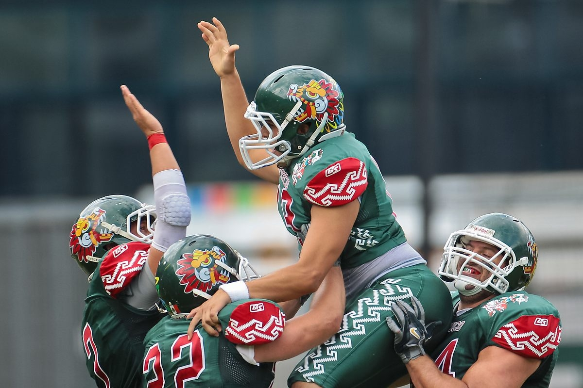 IFAF World Champship Mexico