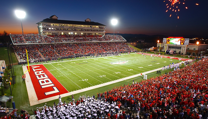 Liberty Flames - Williams Stadium