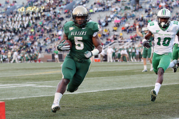 NCAA Football: Marshall at UAB