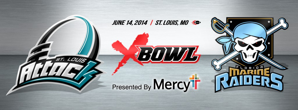 X-Bowl banner