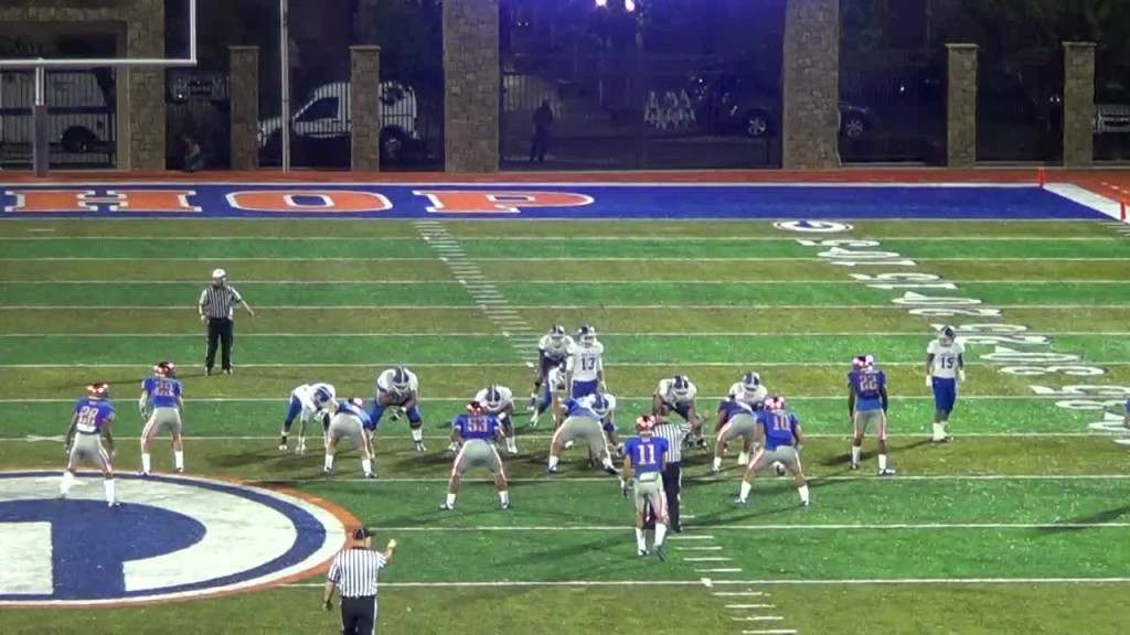Bishop Gorman vs Bingham 2014