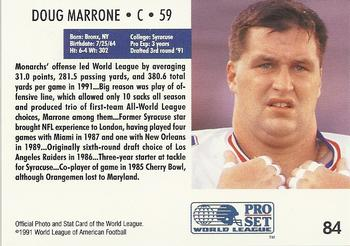 Doug Marrone World League