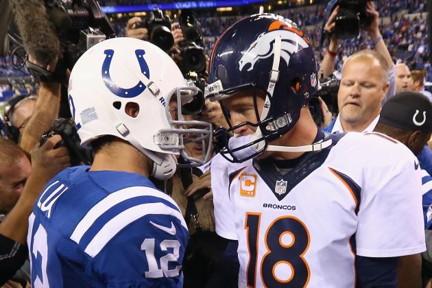 Kan Andrew Luck flytte seg ut av skyggen til Peyton Manning?