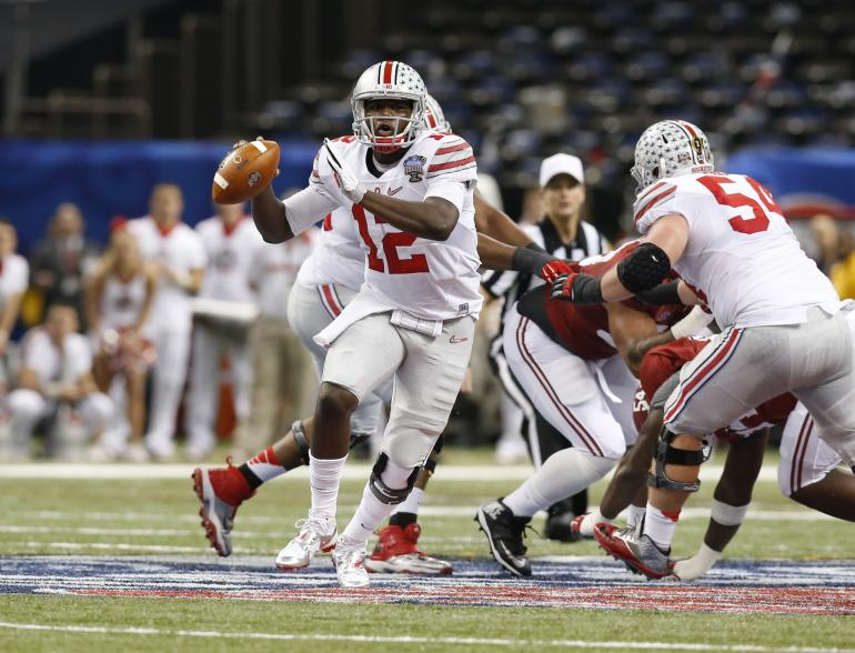 Ohio State - Cardale Jones