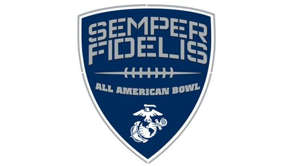 Semper Fidelis All-American Bowl logo