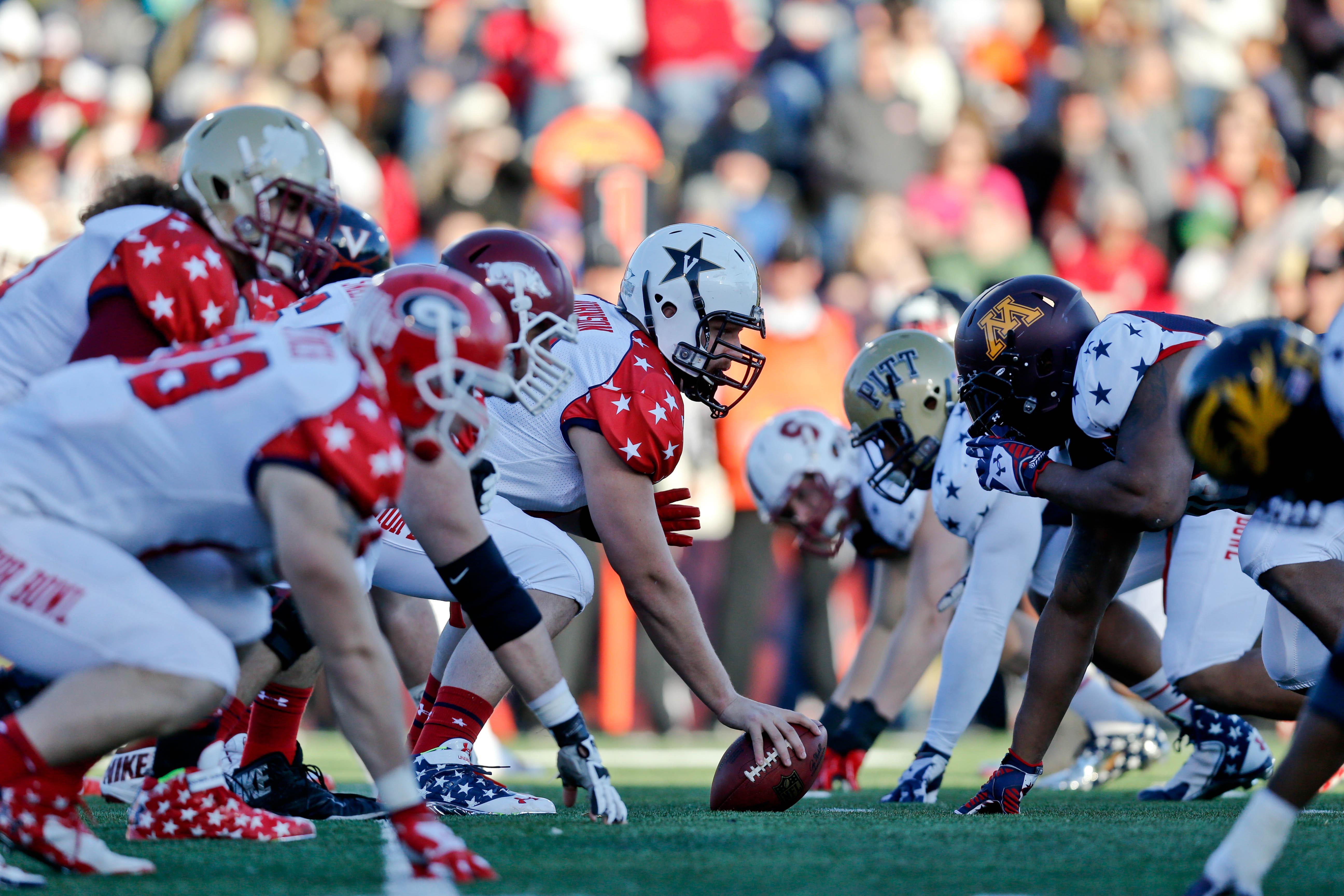 NCAA Football: Senior Bowl