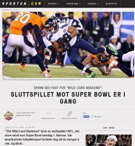 Sportendotcom - Sluttspillet 2014-15