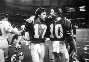 Dave Krieg og Jim Zorn