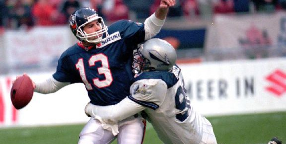 Kurt Warner i NFL Europa