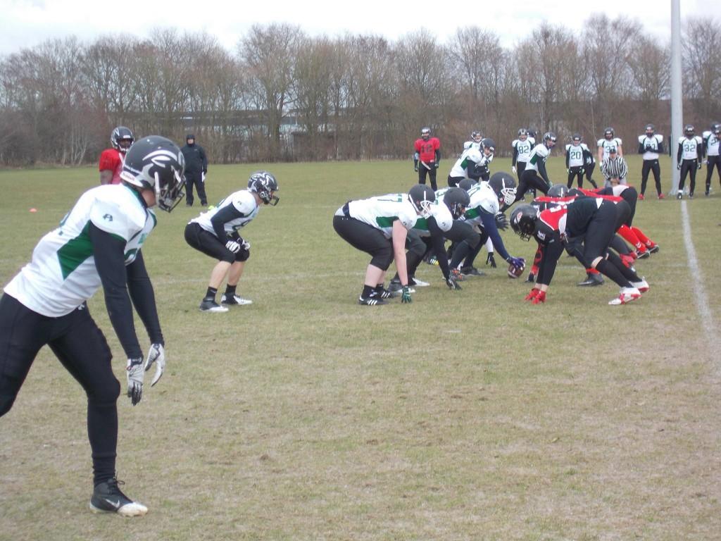 Aalborg 89ers vs Lura Bulls