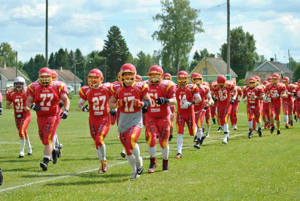 Eidsvoll 1814s 2014 vs OV foto av Line Helen Østgaard