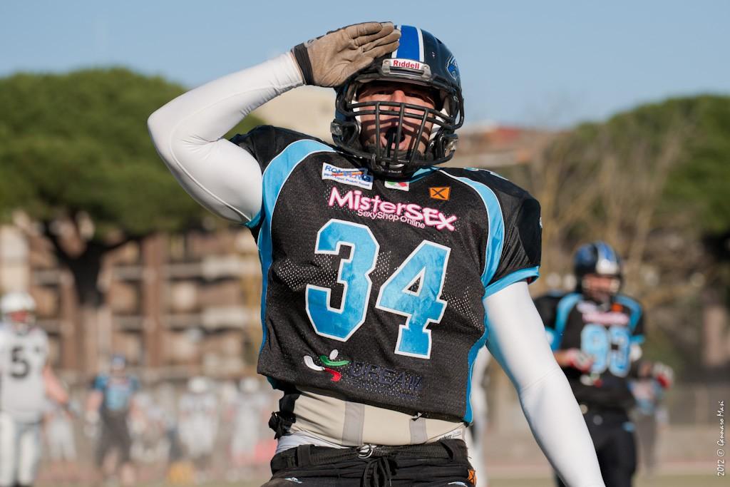 Lazio Marines sponset av MisterSex