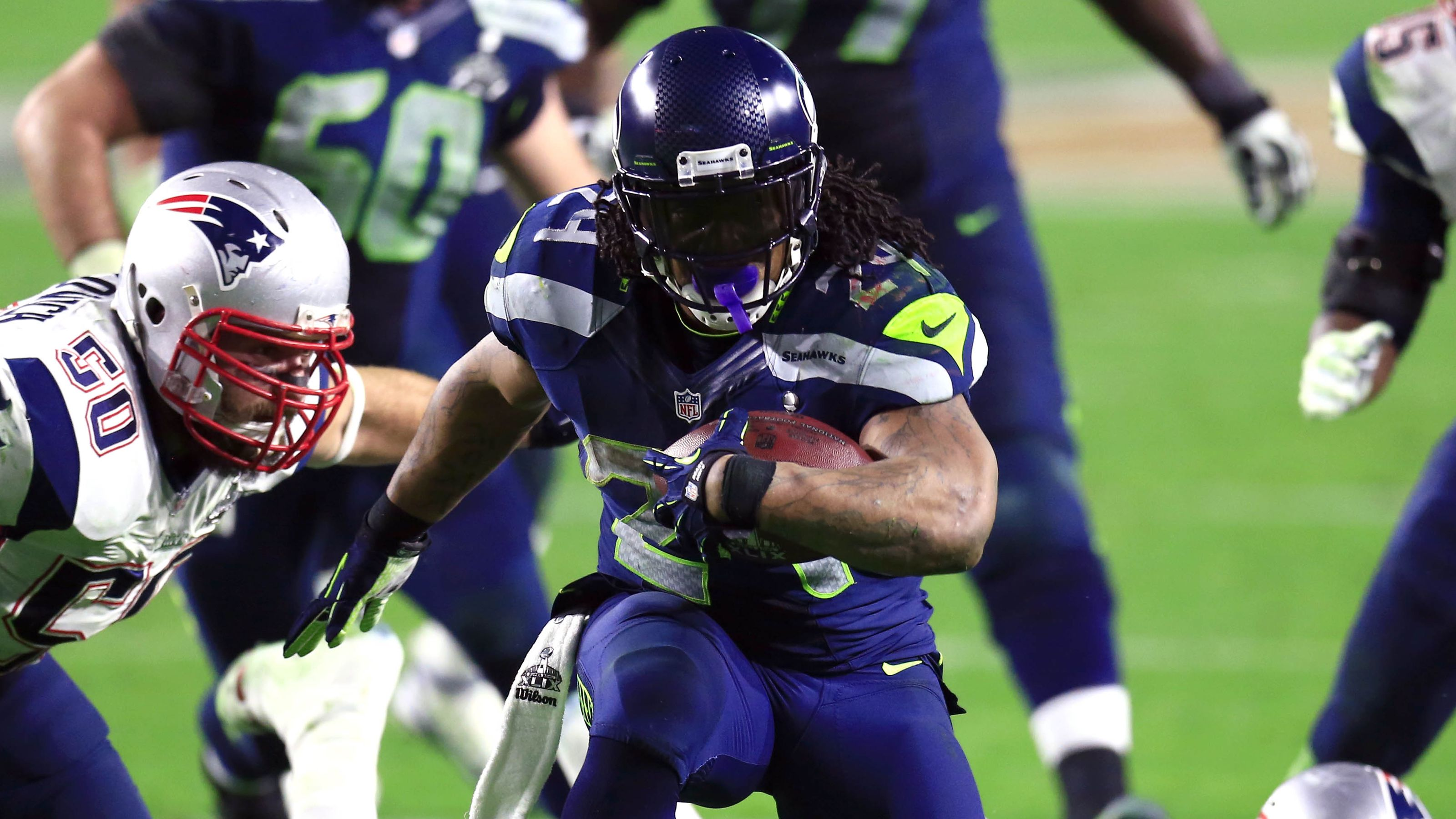 Marshawn Lynch SBXLIX