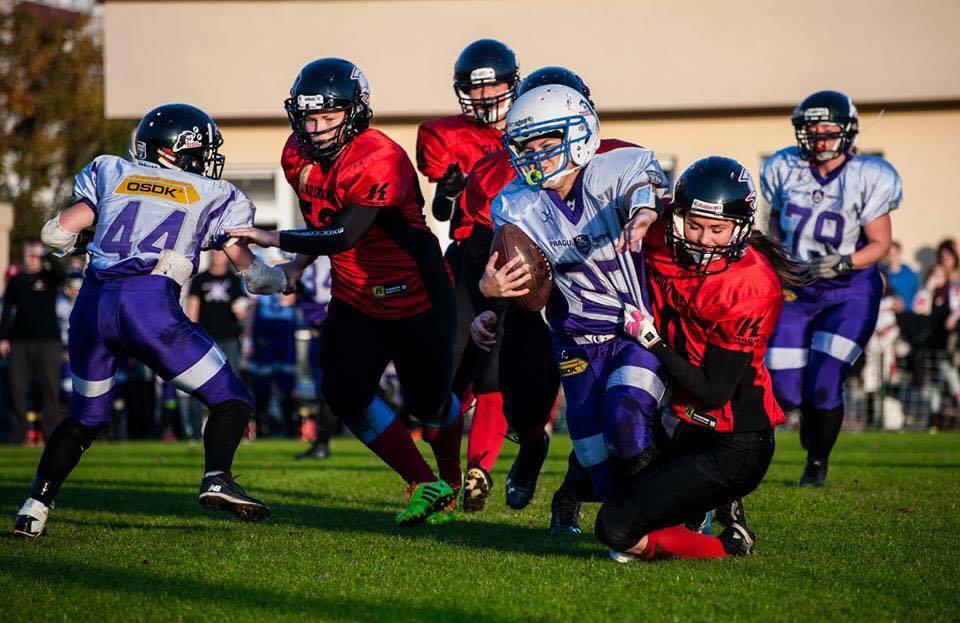 Foto: Kristiansand Gladiators