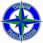 tromsø trailblazers logo