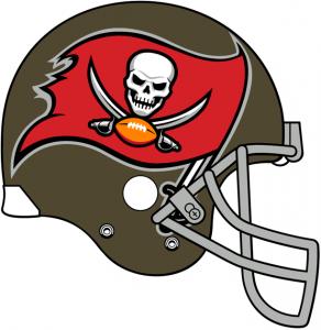Helmet - Tampa Bay Bucs