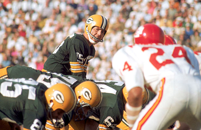 Super Bowl I - Bart Starr