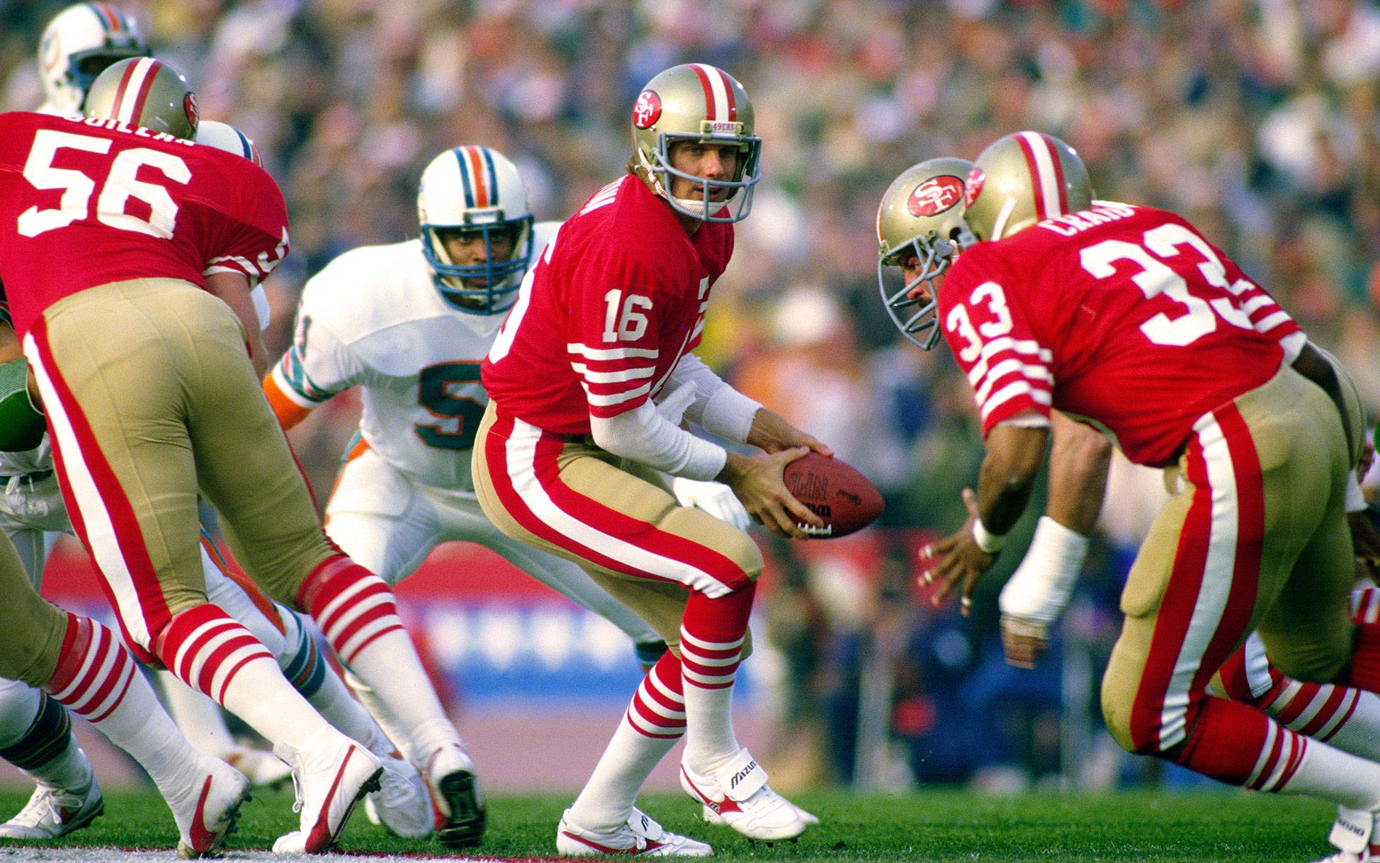 Super Bowl XIX - Joe Montana