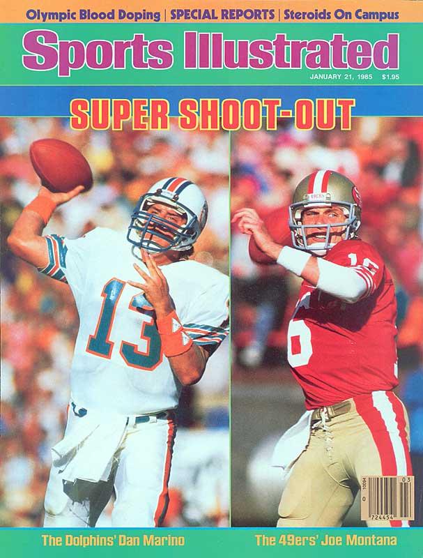 Super Bowl XIX - SI cover