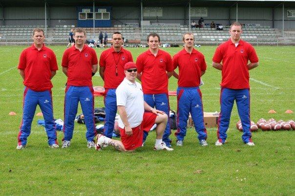 Trenerstab Norge U19 2007