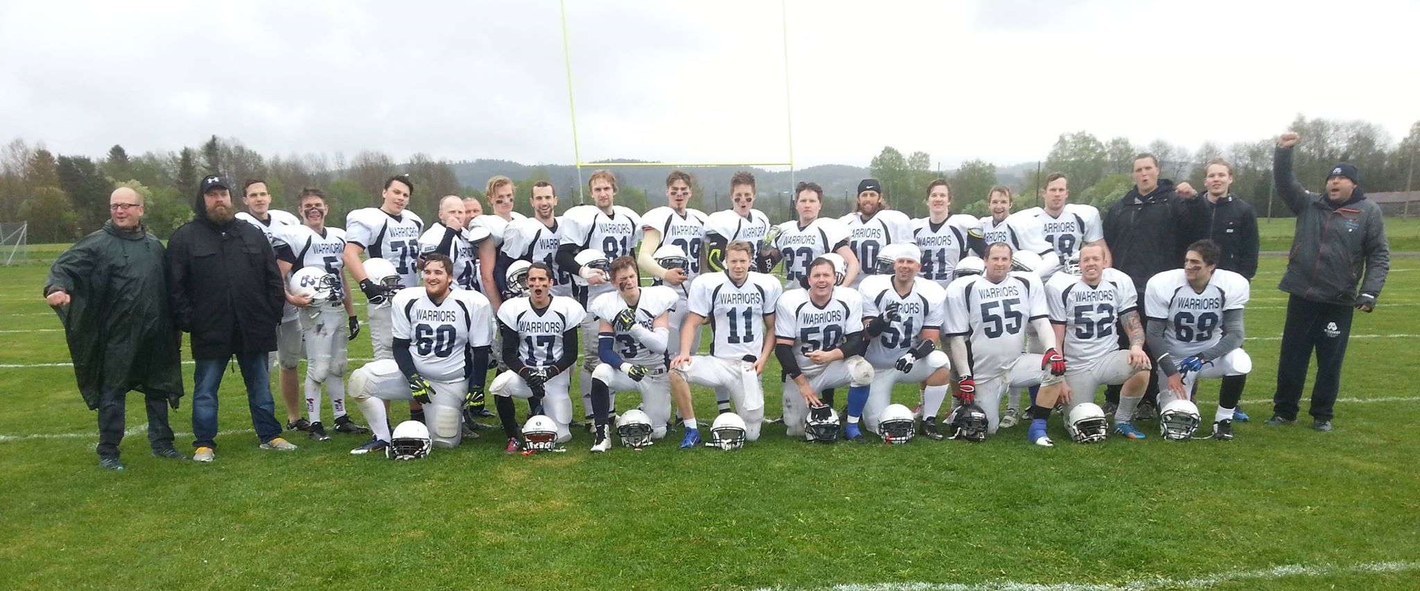 Drammen Warriors 20150516