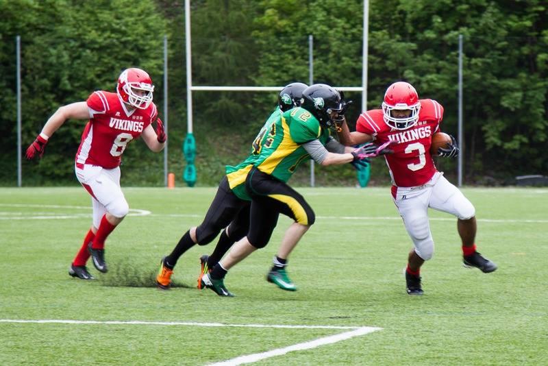 Vikings at Domers 2014 - ukjent fotograf
