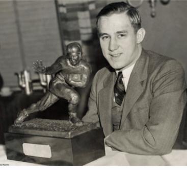 Jay Berwanger - Heisman Trophy