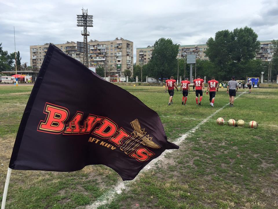 Kiev Bandits på hjemmebane 2015