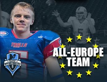 Elite Opportunities - All-Europe Atle Haaland