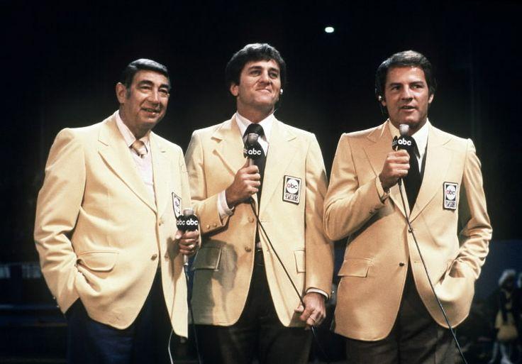 Frank Gifford - ABC Monday Night Football