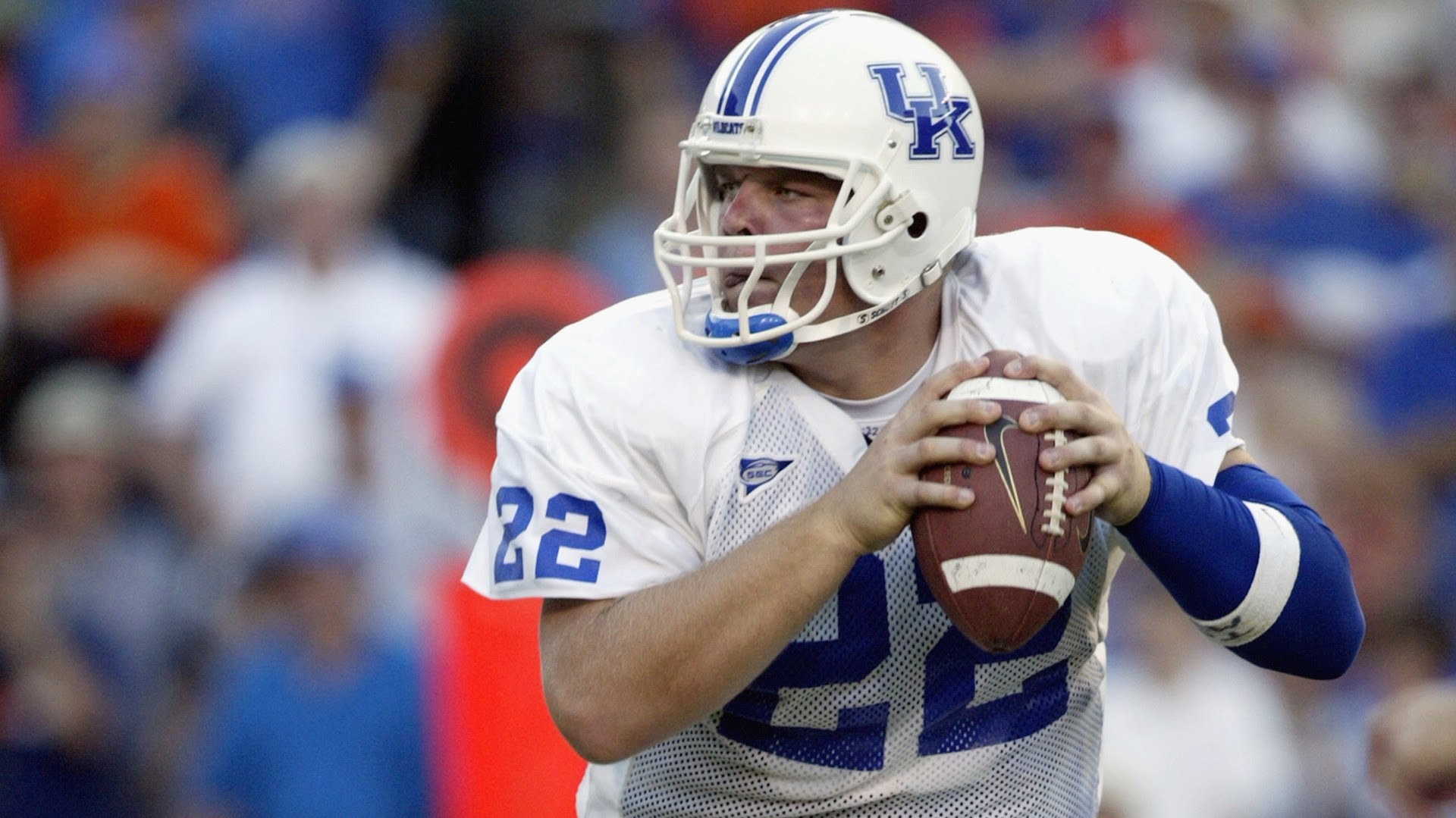Jared Lorenzen - Kentucky football