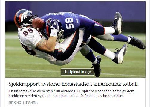Sjokkrapport - NRK om NFL 20150918 b