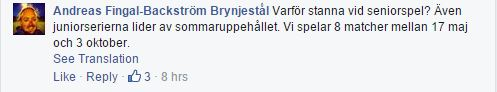 Sommeropphold - Sverige diskusjon 20150908
