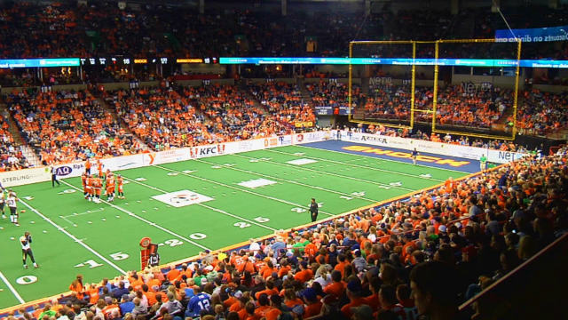 Spokane Shock stadium