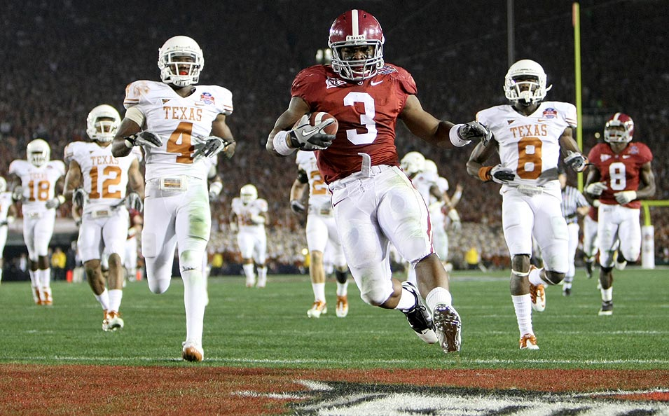Trent Richardson Alabama