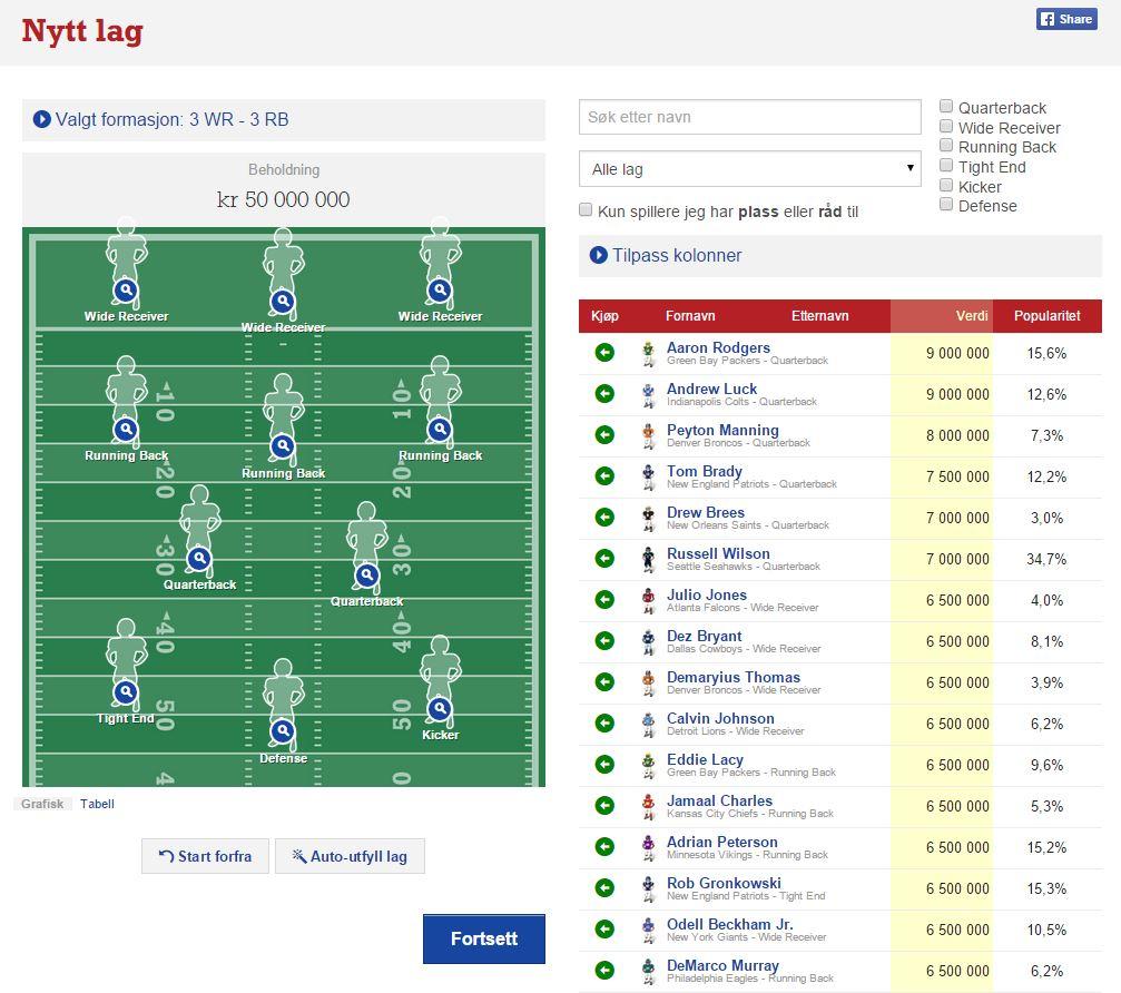 VG Football Manager 2015 - bilde 03