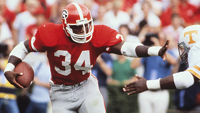 Herschel Walker Georgia