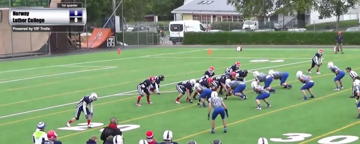 Norge Flexbone vs Luther eks2