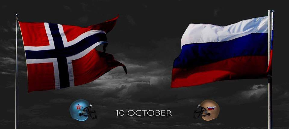 Norge at Russland 20151010