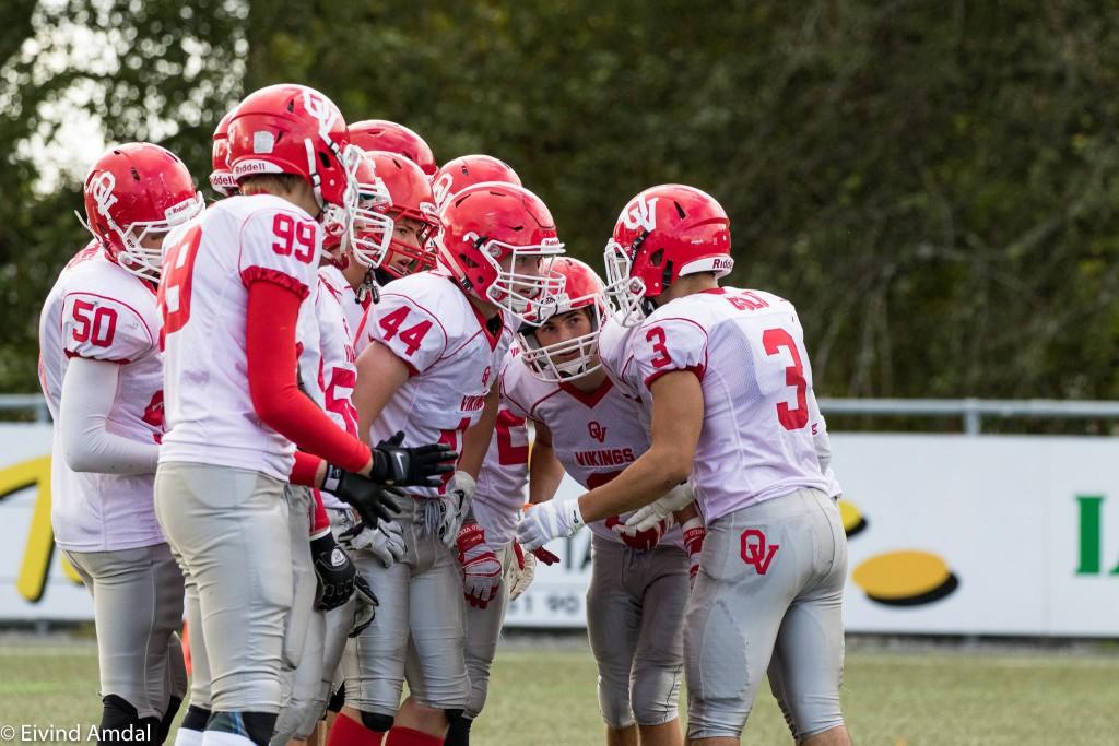 Oslo Vikings U19 b 2015 - foto Eivind Amdal