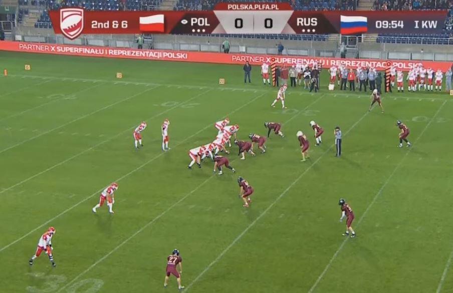 Polen vs Russland D skjermbilde 2