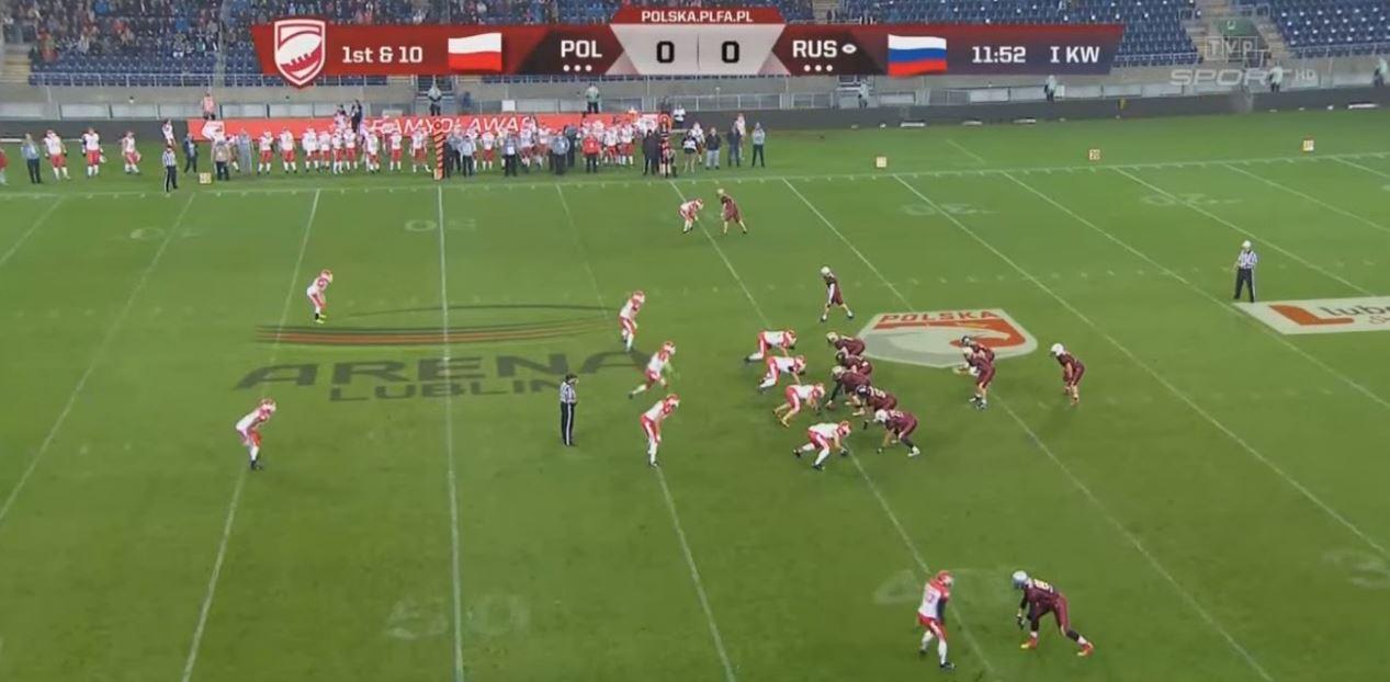 Polen vs Russland skjermbilde 2015