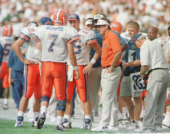 Steve Spurrier - Florida