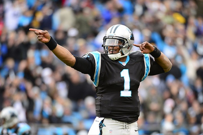 cam-newton-panthers-qb