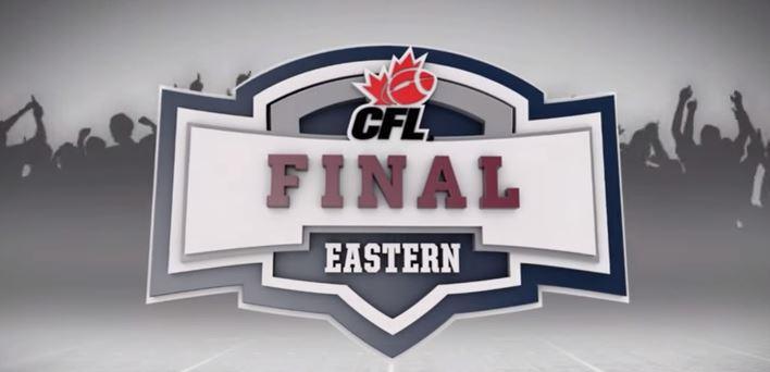 CFL Eastern final 2015