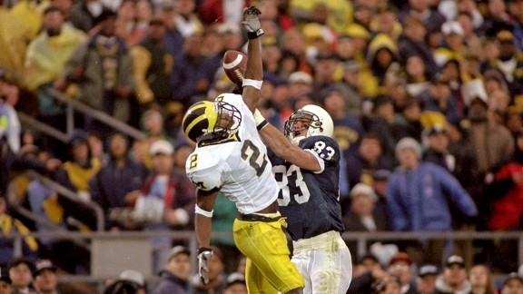 Charles Woodson 1997 at Penn State